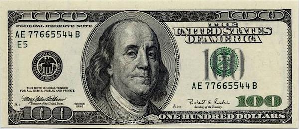100-dollarseddel