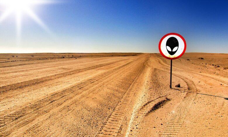 Area 51, Aliens
