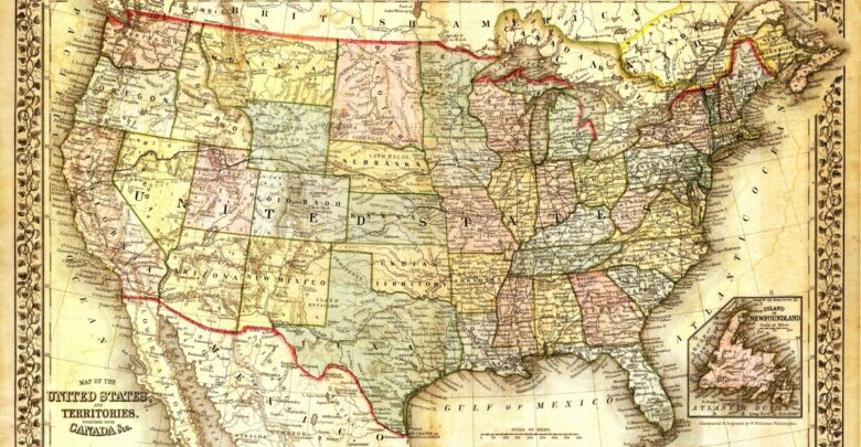 De 50 stater