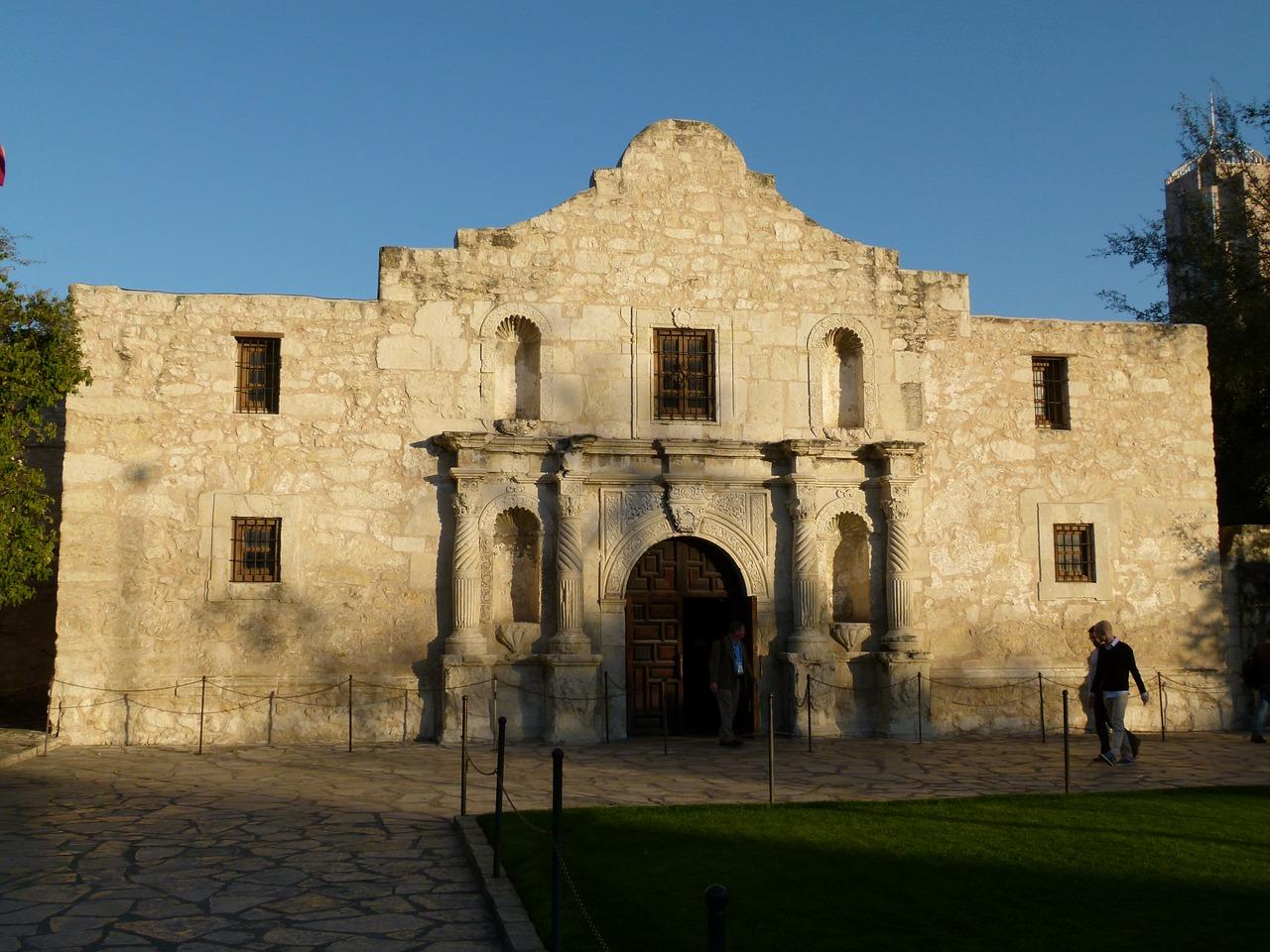 Oplevelser Alamo