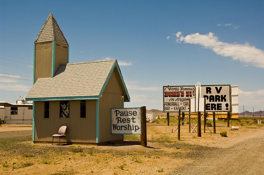 Små kirker