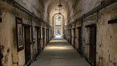 Forladte fængsler