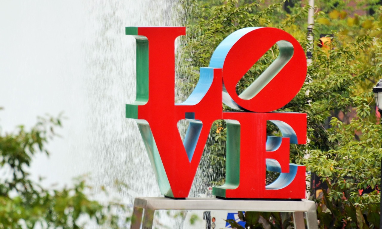 Philadelphia, Love, Kælenavne