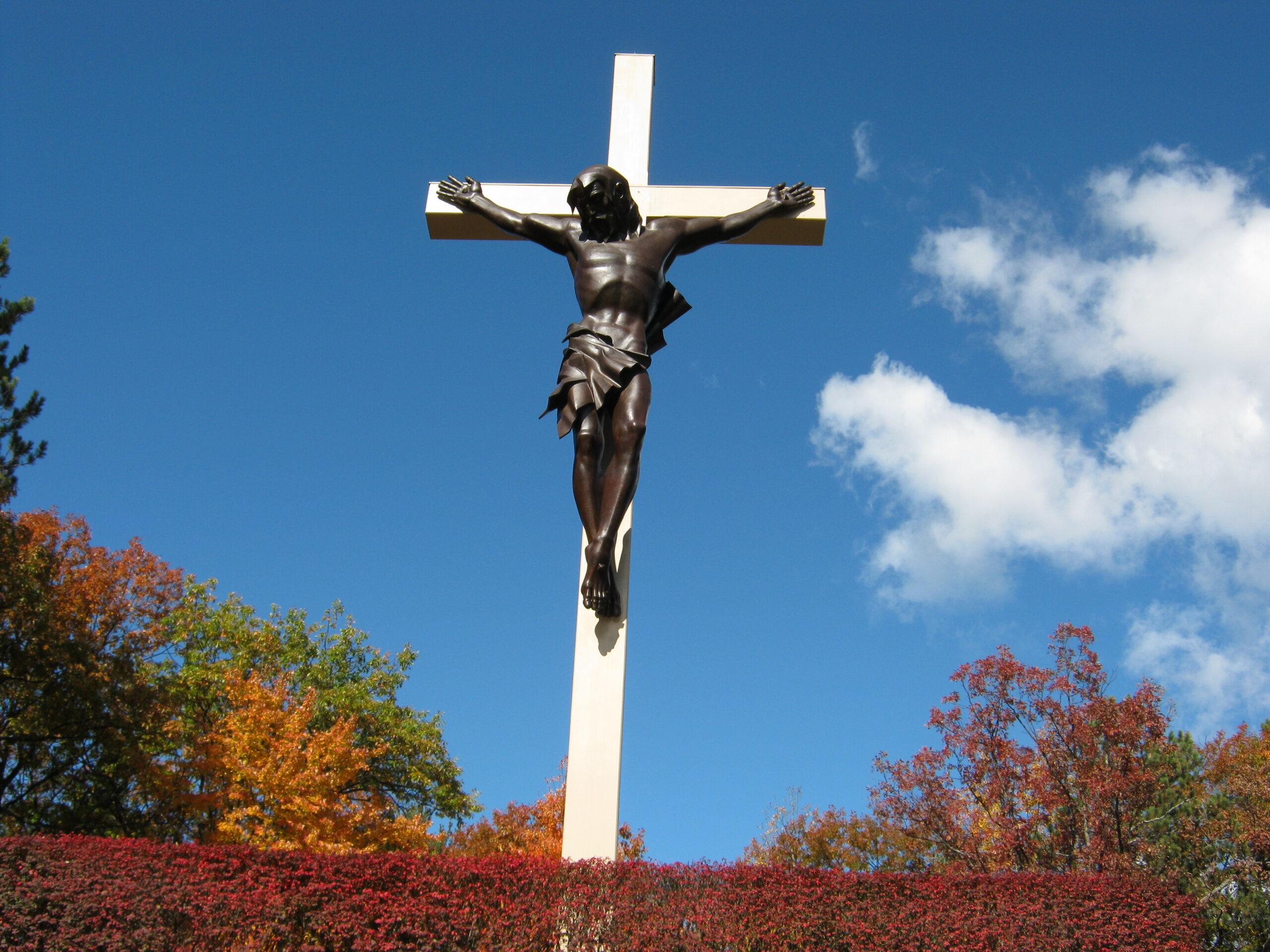 Michigan, Cross in the Woods