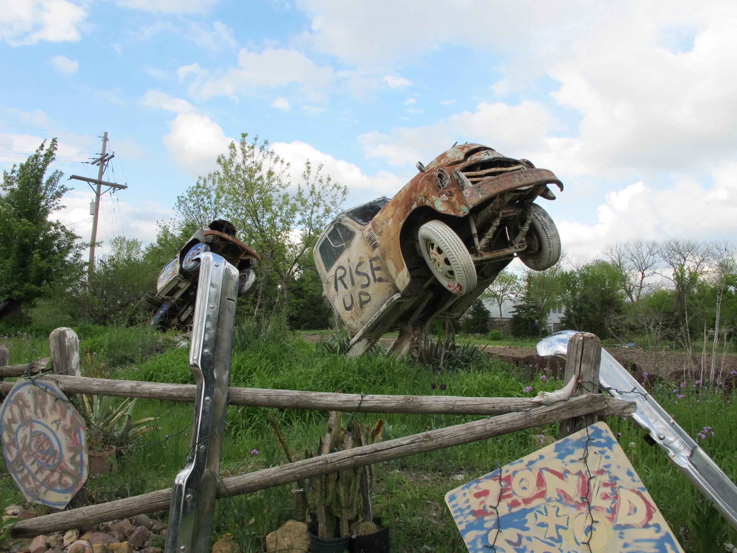 Truckhenge, Kansas